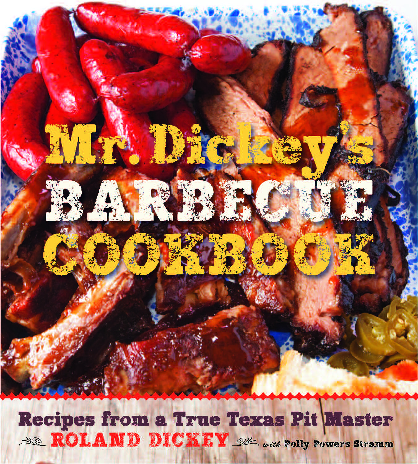 MR. DICKY'S BARBECUE COOKBOOK