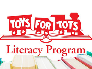The Bell Ringer Album and Tour Are Raising Money for the Toys for Tots Literacy Program