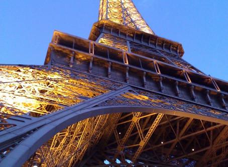 Last Night in Paris Was Strange ...