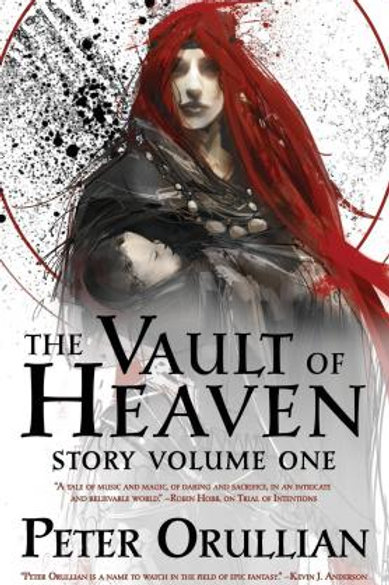 The Vault of Heaven Story Volume One - Trade Paperback, Signed