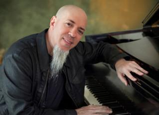 Jordan Rudess of Dream Theater on New Symphony North Record
