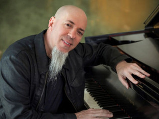 Jordan Rudess of Dream Theater on New Symphony North Record