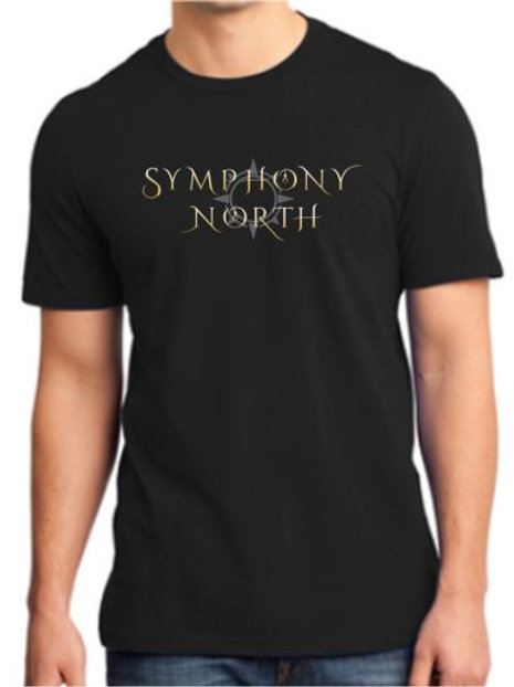 Symphony North T-Shirt - Unisex Crew Neck