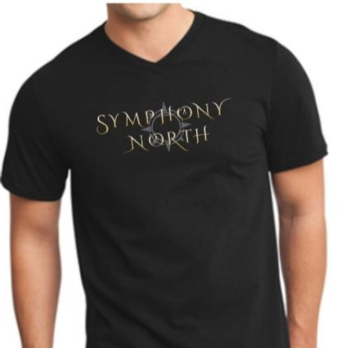 Symphony North T-Shirt - Unisex V-Neck