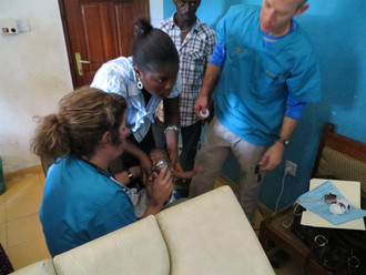 Sierra Leone Medical Outreach Update