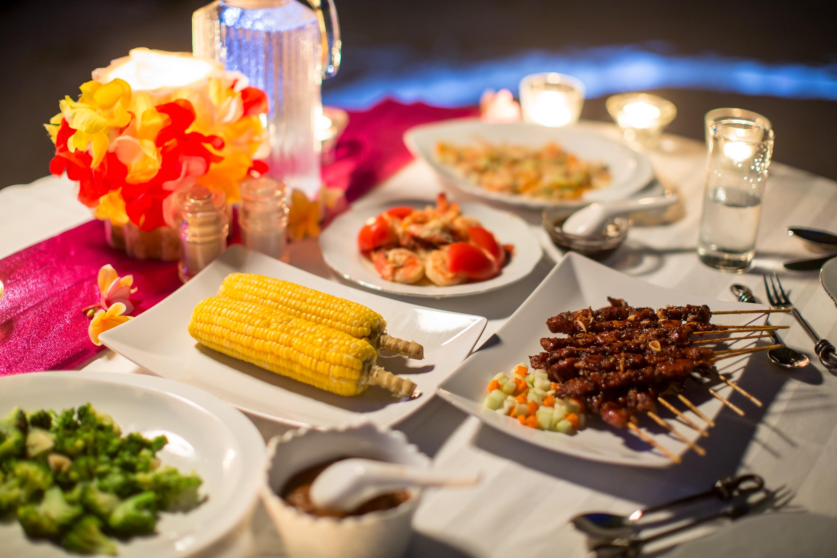 Pulau Joyo-food