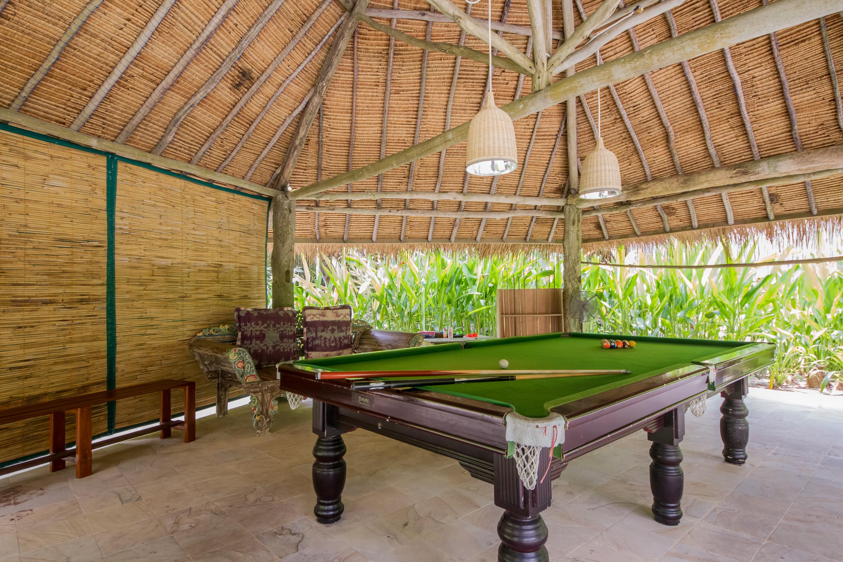 Pulau Joyo-billiards