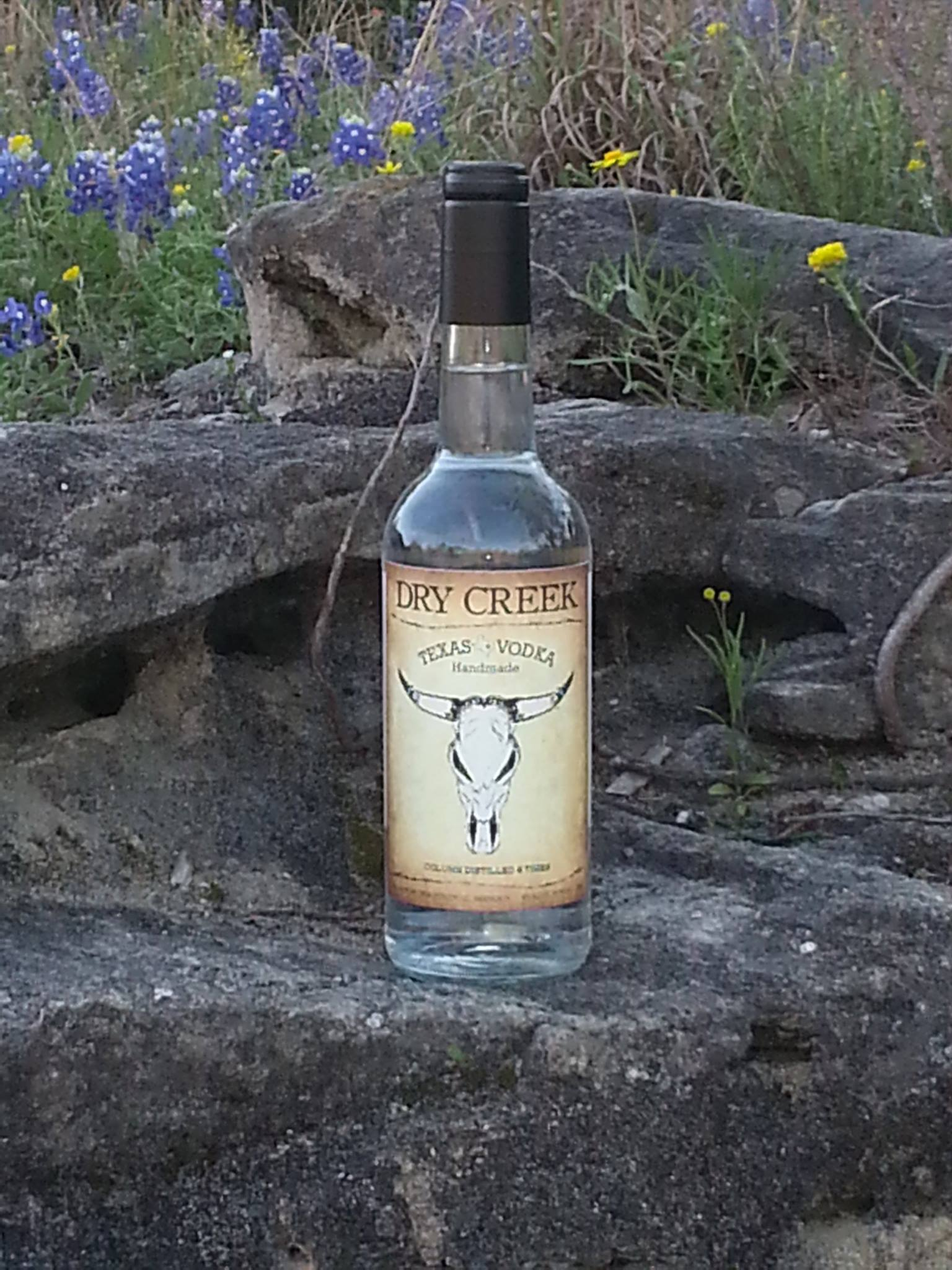 Still Creek Vodka Label