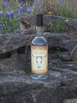 Still Creek Vodka Label