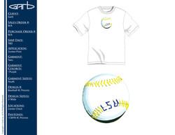 LSU Boys Tshirt Design