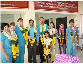 Gastrointestinal Endoscopy Medical Mission Trip to Salur, India