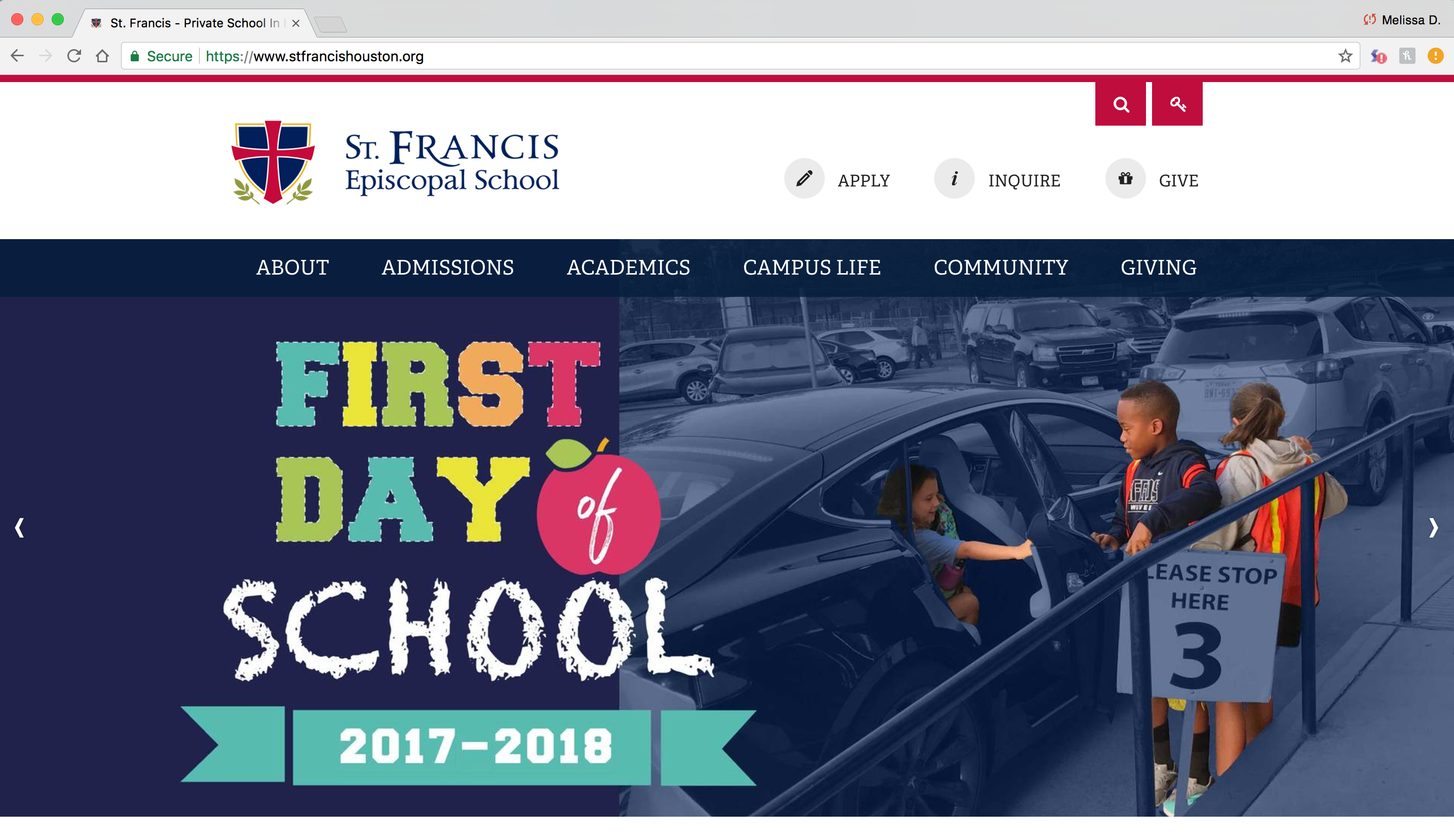 St. Francis Episcopal School