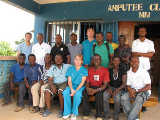 Medical & Vision Clinics a Success in Sierra Leone!