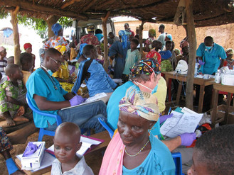 WMP Provides 900 Patients with FREE Medical Care
