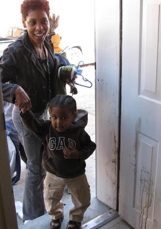 Warm Hugs for Hurricane Ike & Katrina Victims