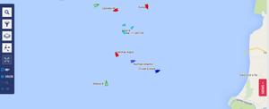 Norman Atlantic position
