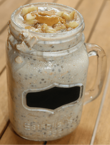 Healthy breakfast recipes: overnight oats