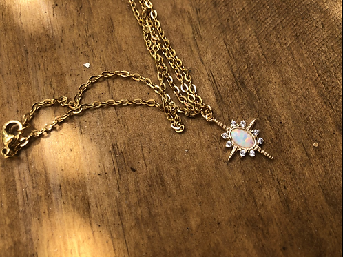 OPAL AND PAVE STARBURST