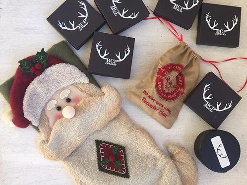 Mystery Christmas Stocking