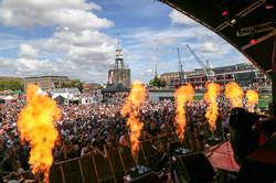 Grillstock flames!