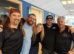 CCC meets SAM FM (Bristol)