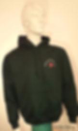 green chilli hoodie
