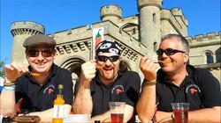 Sauce review at Eastnor Castle