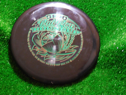 Dynamic Discs Fuzion Evidence (Misprint) - Red Rose Roundup 2020