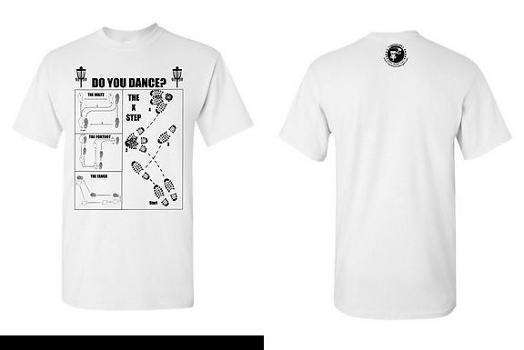 X-Step Dance-step Shirt