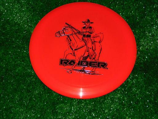 Dynamic Discs Fuzion Raider Lone Raider Stamp