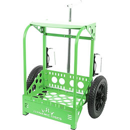 Dynamic Discs Backpack Cart LG by ZÜCA