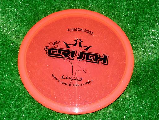 Dynamic Discs Lucid EMAC Truth Bar Stamp