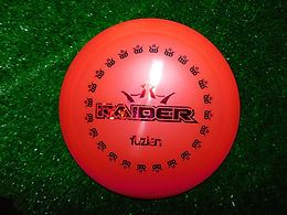 Dynamic Discs BioFuzion Raider Ring Raider Stamp