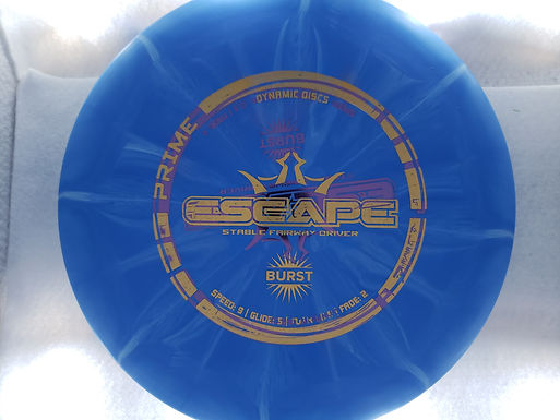 Dynamic Discs Prime Burst Escape (Misprint)