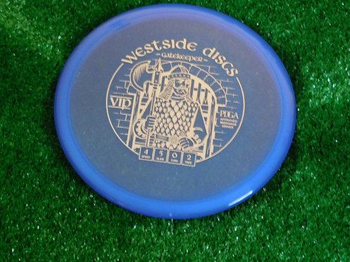 Westside Discs VIP Gatekeeper