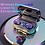 Thumbnail: 4000mAh Wireless Headphones Bluetooth 5.0 Earphones Earbuds TWS Sport 9D Stereo