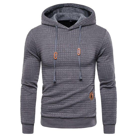 Dropshipping NEGIZBER New Spring Autumn Hoodies Men Casual