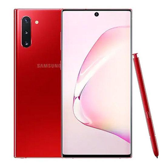 Samsung Galaxy Note10 -256GB,8GB RAM Dual Sim -Aura Red