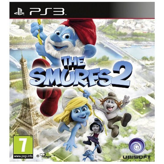 The Smurfs 2 for Sony PS3