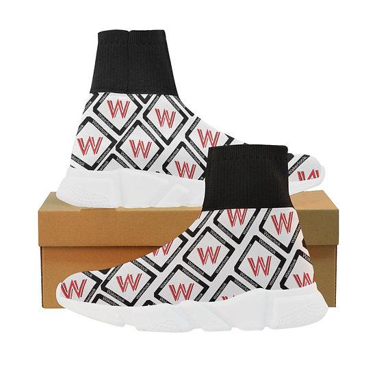 Monoceros Wakerlook Stretch Slipper Sock Men's Shoes