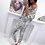 Thumbnail: Womens 2PCS CamouflageTracksuits Sets Casual Super Soft Lounge Wear Ladies Top