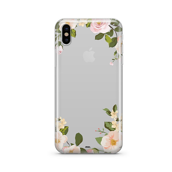 Delight iPhone & Samsung Clear Phone Case Cover