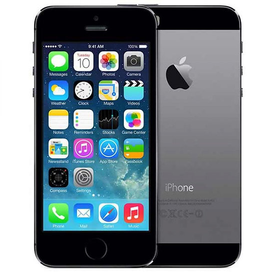 iPhone 5s -32GB Space Grey