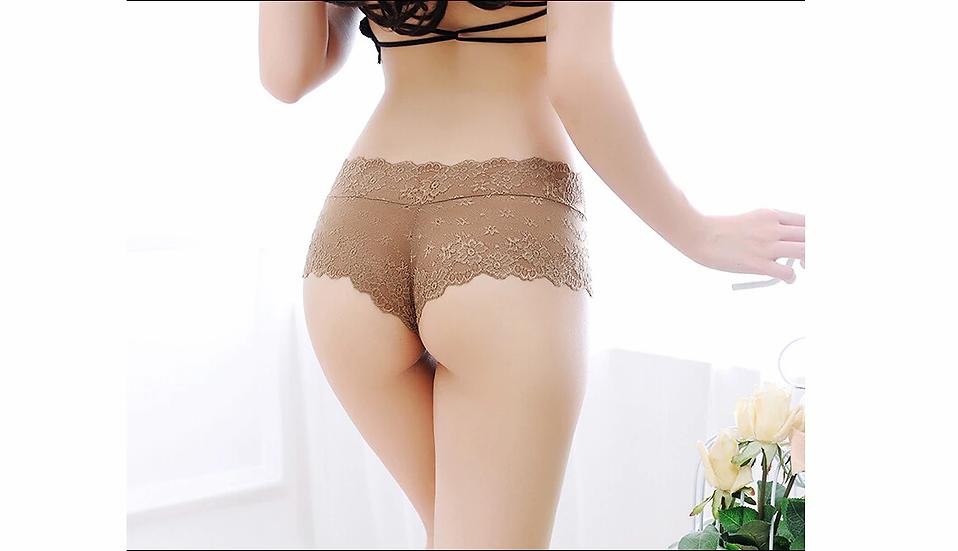 Stylish Lingerie Femme Women Lace Underpants Sexy Lingerie Underwear Knickers
