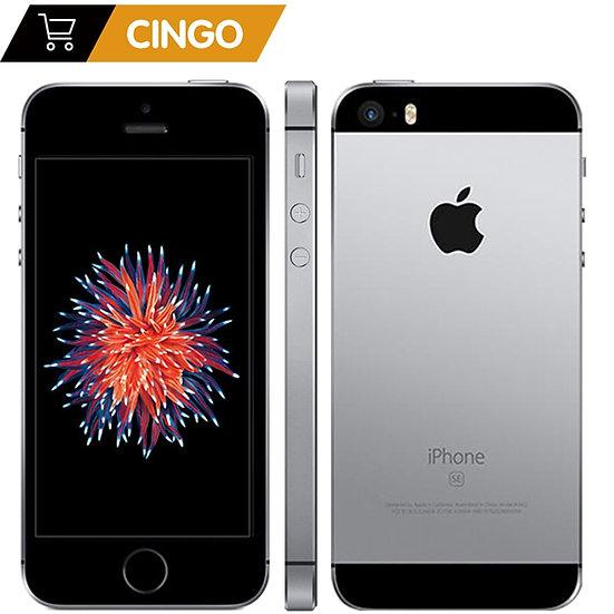 Apple iPhone SE Dual Core Cell Phones 12MP iOS Fingerprint Touch ID  2GB RAM 16