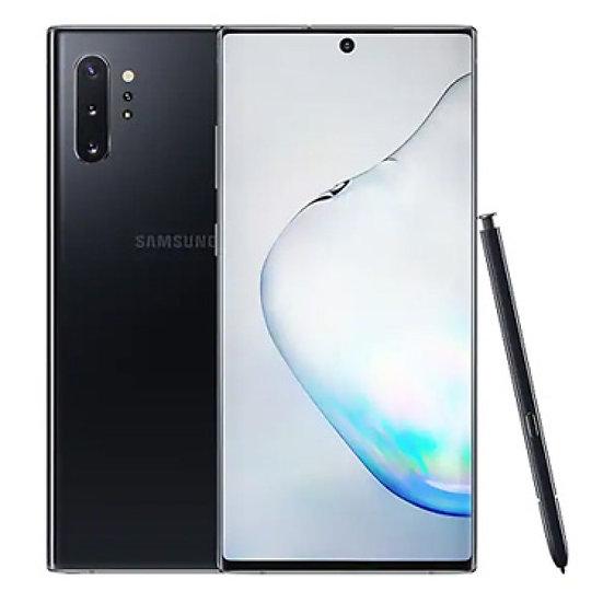 Samsung Galaxy Note10+ 256GB 12GB RAM Dual Sim -Aura black SM-N975F/DS