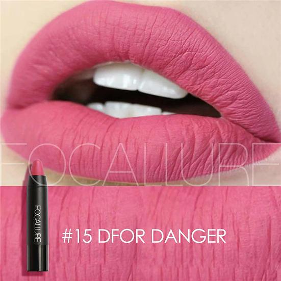 FOCALLURE 19 Colors Matte Lipsticks Waterproof Matte Lipstick Lip Sticks