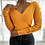 Thumbnail: Women Elegant Solid Color Sequin Sweaters 2020 Autumn Winter Sexy Off Shoulder