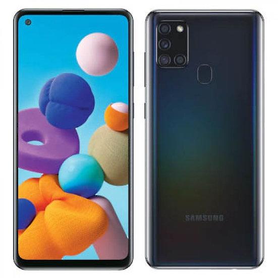 Samsung Galaxy A21s -64GB,4GB RAM Dual Sim-A217fd