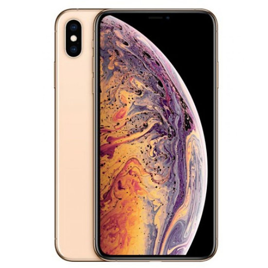 Apple iPhone Xs Max 256GB Gold Dual Nano Sim with FaceTime
